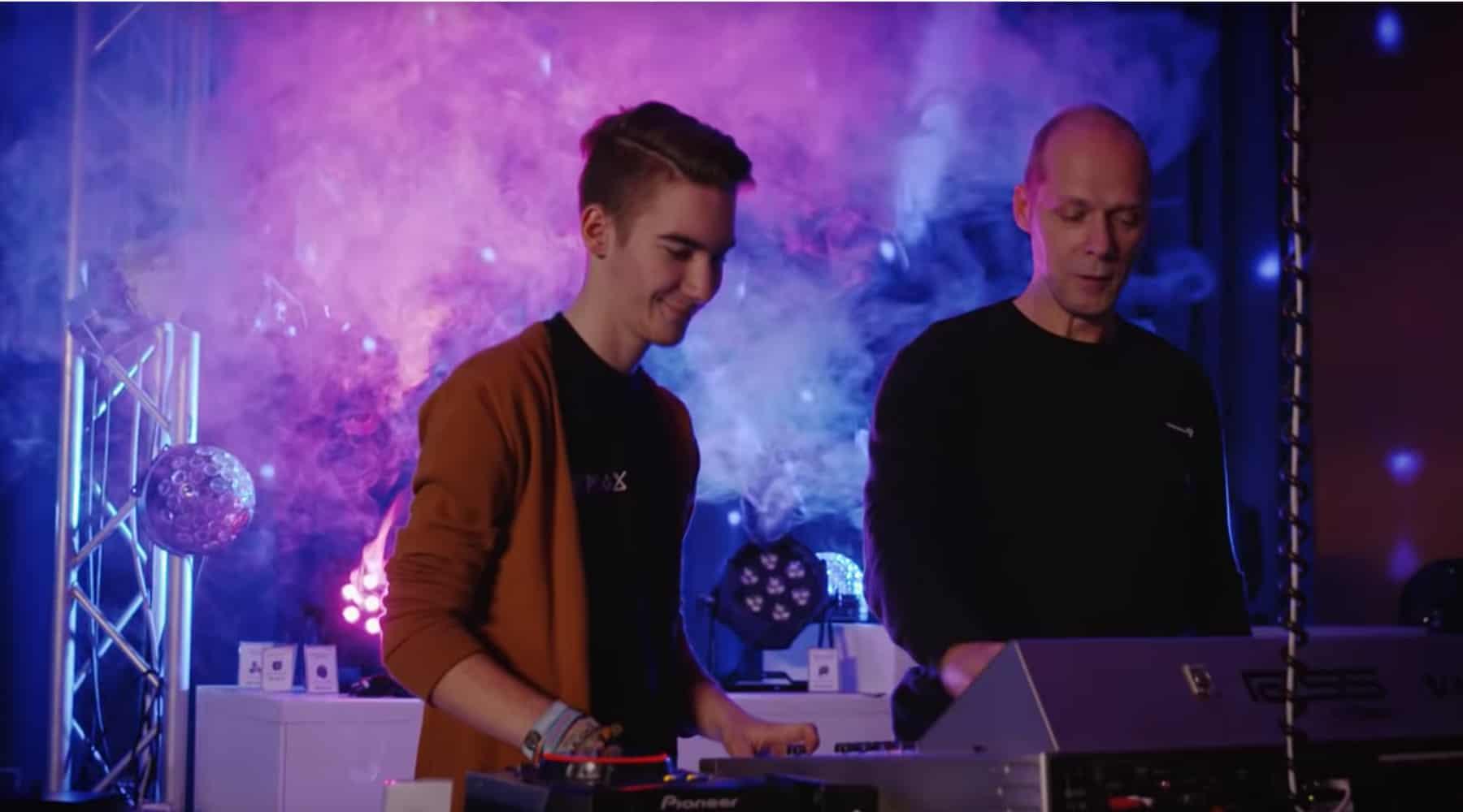 Die Kunden des Musikhaus Korn sind Musiker und DJs aus der ganzen Welt.