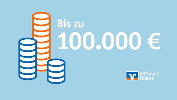 Förderkredit bis zu 100.000 EURO