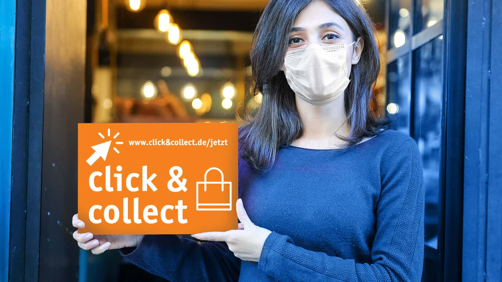 Click&Collect im Lockdown