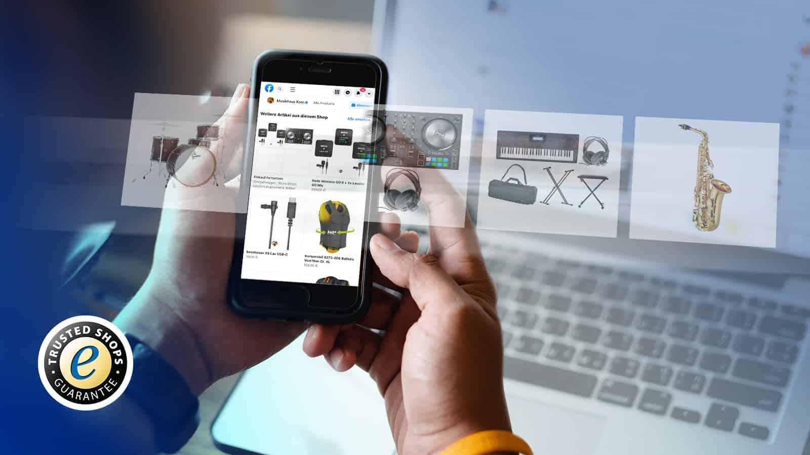 So geht erfolgreiches Marketing auf Facebook. Tipps von Trusted Shops.